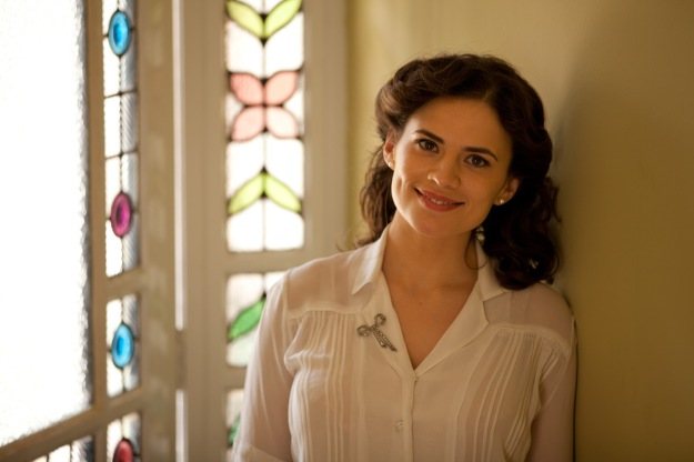 Hayley Atwell: Any Human Heart