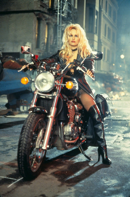 Pamela Anderson: Barb Wire