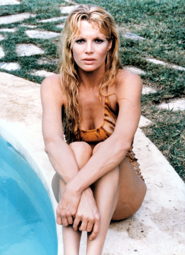 Kim Basinger: Never Say Never Again