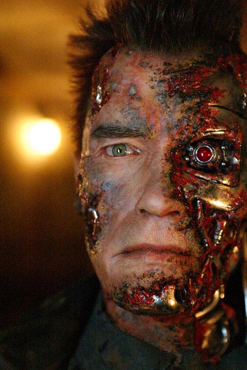 Arnold Schwarzenegger - Terminator 3 : Rise of the Machines